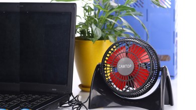 Best Quiet Desk Fan