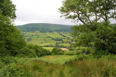Towards Hatterrall Hill