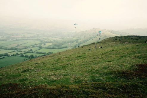Hatterell Ridge / Offa's Dyke Path