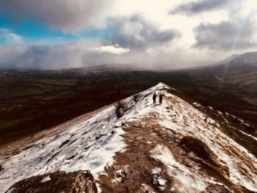 The Black Hill in winter