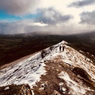The Black Hill in winter