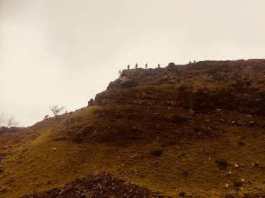 Hill Walking - The Darrens