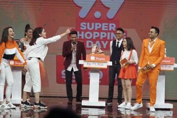 Shopee 9.9 Super Shopping Day - Permainan Tebak Harga