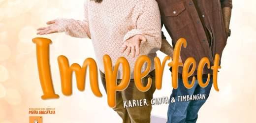 Balada IMPERFECT Raih 1,2 JUTA  Penonton dalam jangka waktu 9 hari