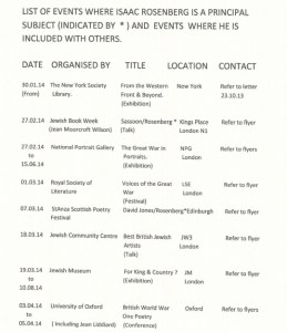 IR Events  Image
