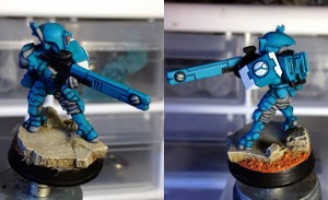 Tau FW Turquoise