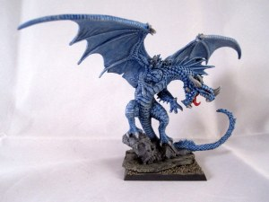 Pathfinder Ice Dragon 1