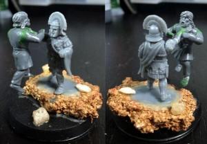 Ghost Roman Warlord WIP