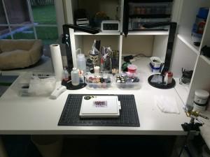 Hobby Room - Desk