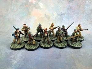 Partisan Squad 1