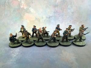 Partisans - Guerillas