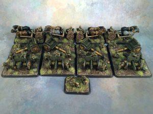 FoW-GW-GE - Artillery Battery