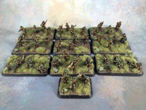 FoW-GW-GE - Infanterie Platoon