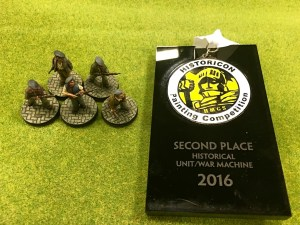 Historicon 2016 Painting Contest (2)