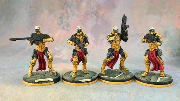 Bao Troops