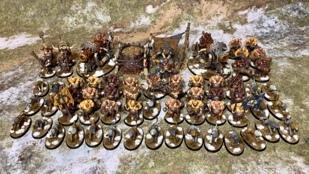 Ogor Mawtribes Army