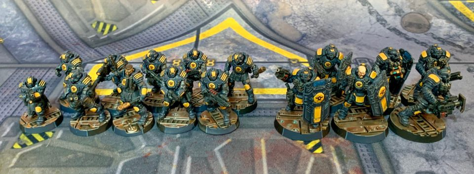 Necromunda - Enforcers