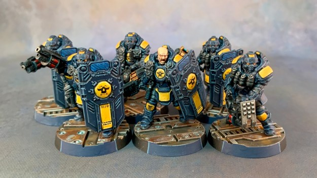 Necromunda - Palanite Subjugators