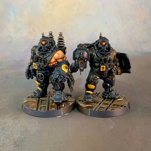 Necroumnda - Enforcer Ogryns