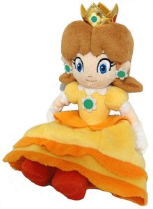 Princess Daisy Plush