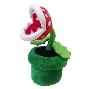 Warp Pipe Piranha Plant Plush
