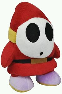Shy Guy Plush