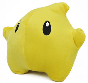 Luma Star Plush