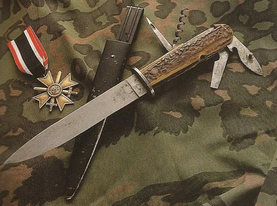 French Ww1 Trench Knife