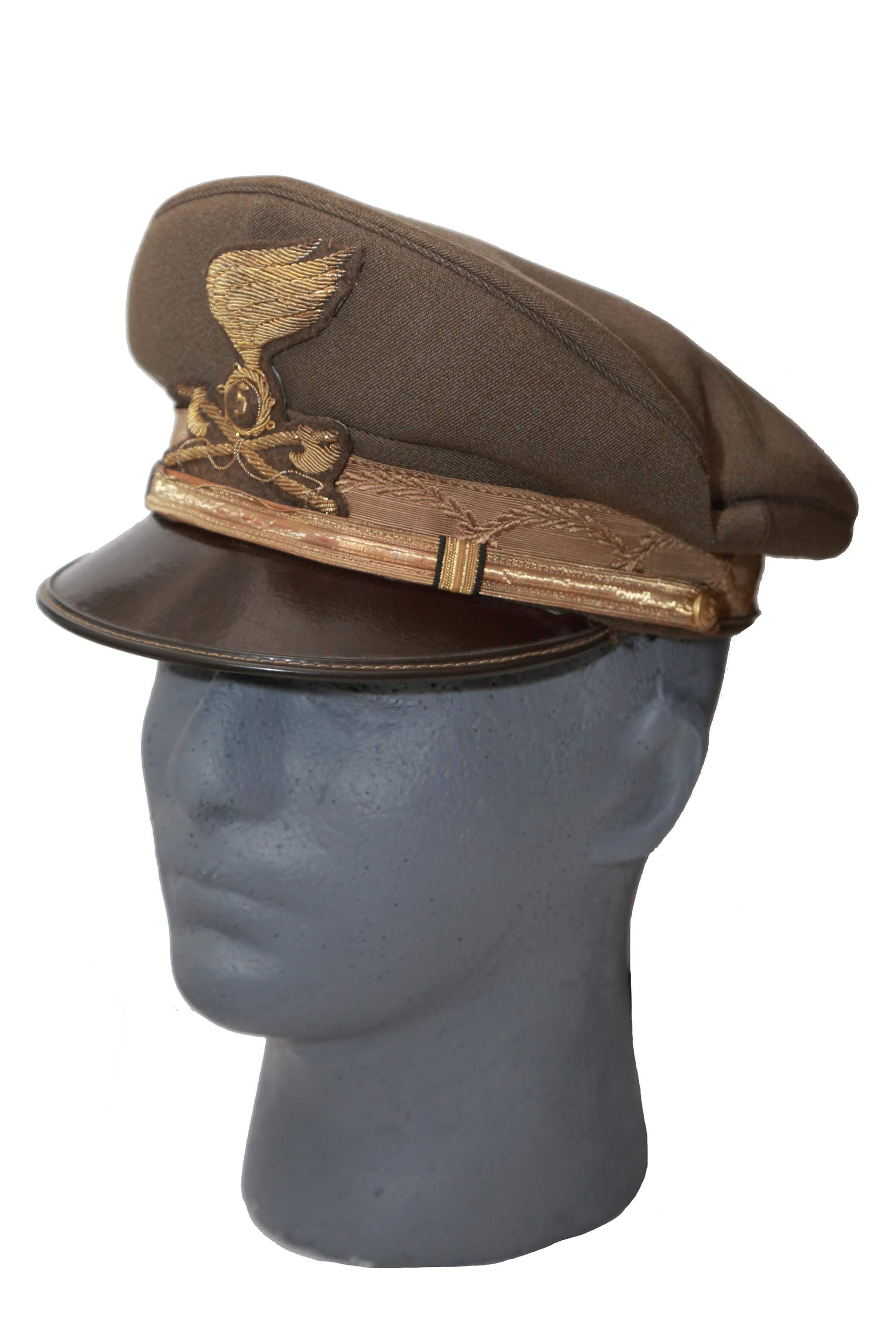 Need Help Italian Officers Cap