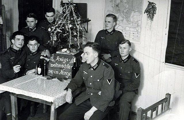 Merry ChristmasFront Weihnachten 1939