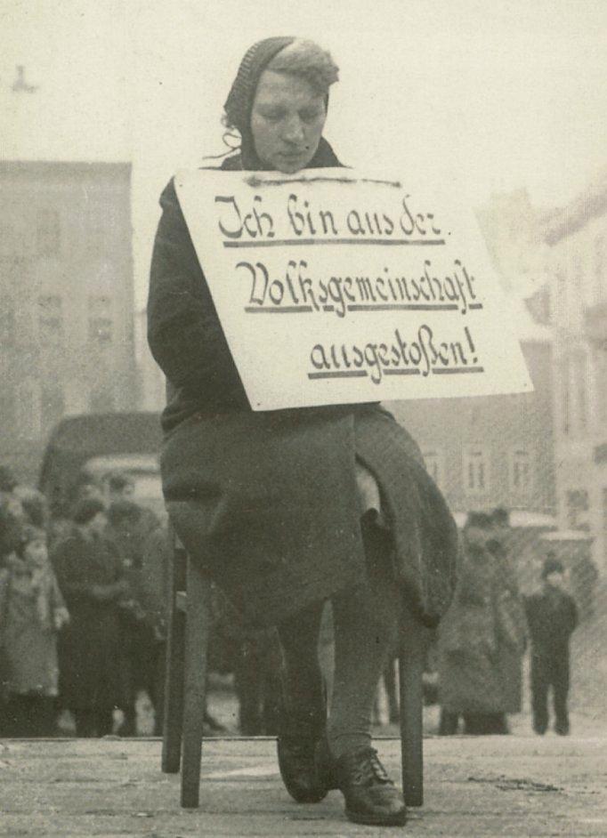 Polish Forced Labour Zwangsarbeiter Fremdarbeiter