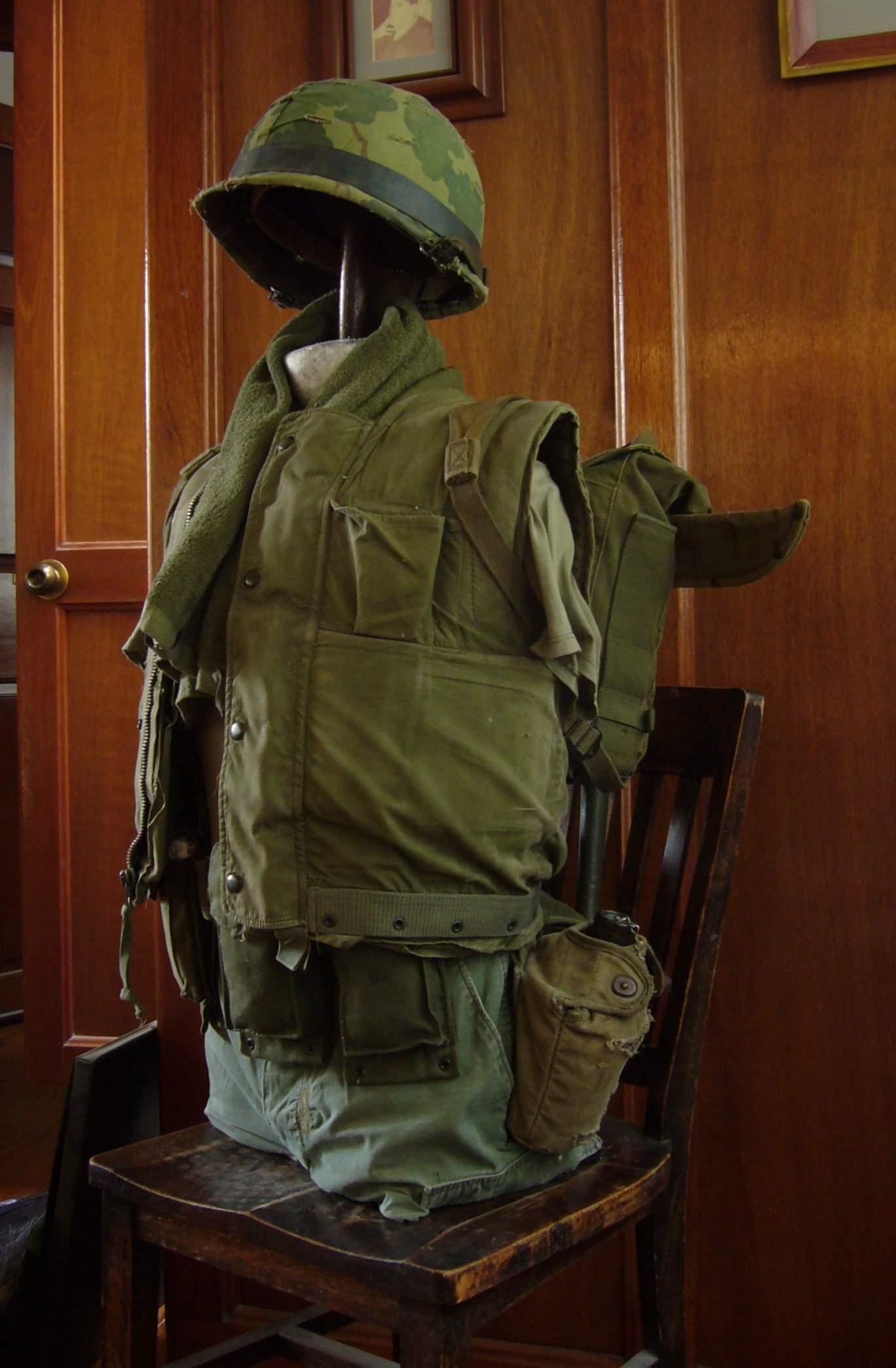 Vietnam War Militaria Collection