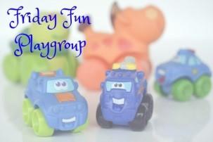 Friday Fun Playgroup