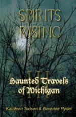 Haunted  Travels of Michigan III Book Jacket