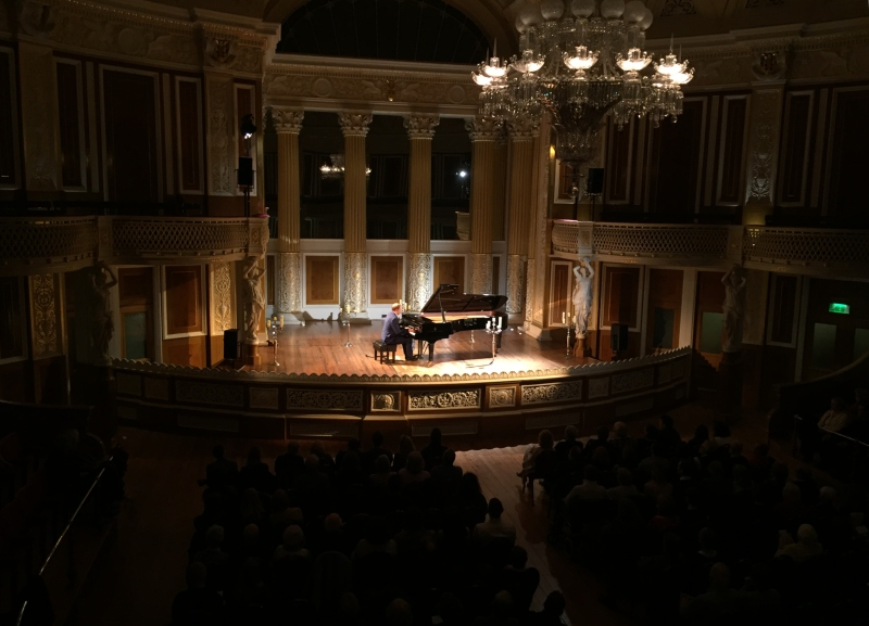 Warren Mailley-Smith London Concert pianist