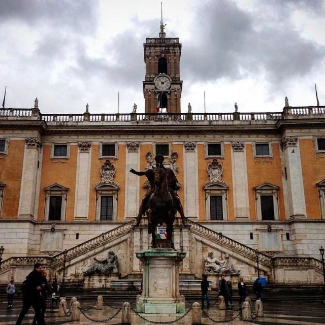 Rome 2013  Day 4  More rain  morehellip