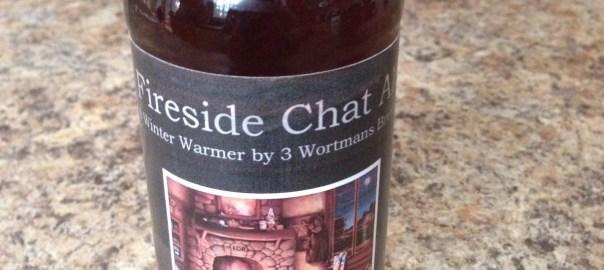 Fireside Chat bottled