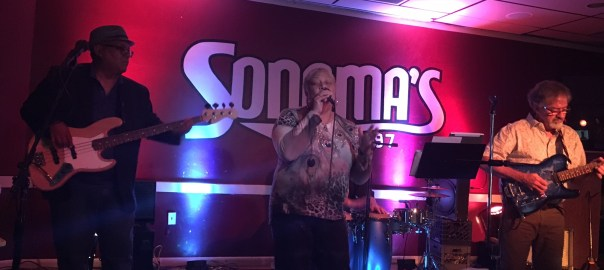 The Soul Magnets at Sonoma's