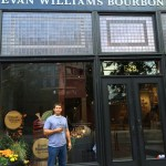 Evan Williams Distillery - Louisville, Kentucky