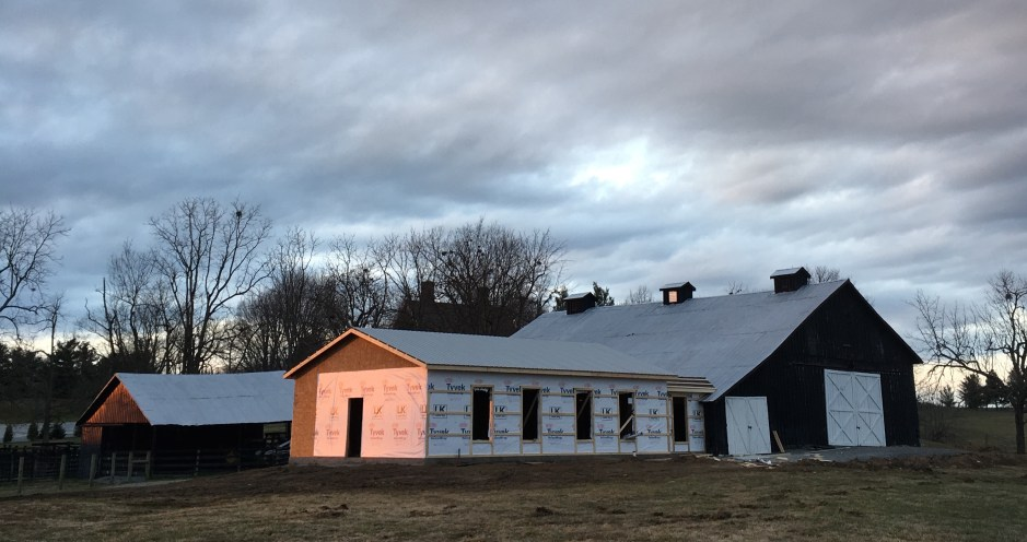 Wedding Barn Renovation