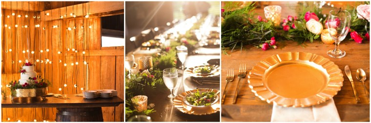 Kentucky wedding caterer for barn reception
