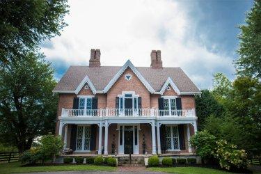 Warrenwood Manor in the Fall