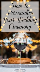 Visit the Warrenwood Manor blog for tips on how to personalize your wedding ceremony. Make your wedding ceremony special with these unique ceremony ideas and tips.