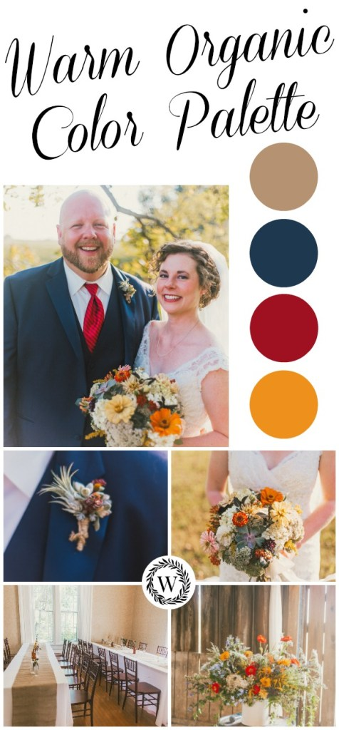Warm Organic Color Palette