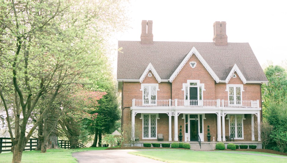 Warrenwood Manor, Kentucky Wedding Venue, Photo by Kaylie Plummer Photography