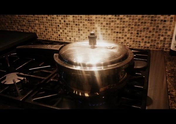 Quinoa Khichdi Pressure Cooker| www.warriorinthekitchen.com