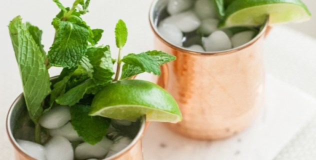 Recipe for Gluten Free Moscow Mule