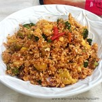 Cauliflower Fried Rice | www.warriorinthekitchen.com