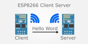 esp8266clientserver