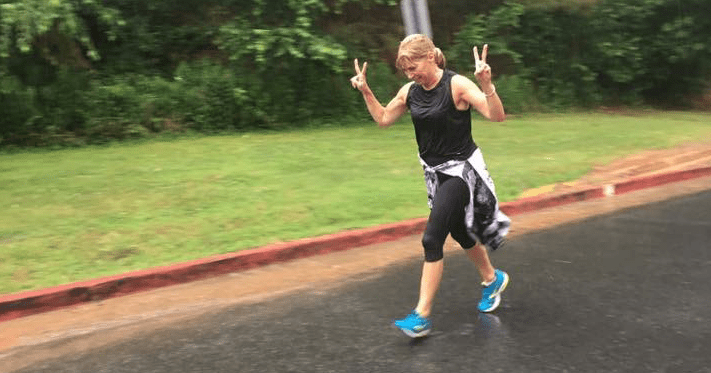 October 2018 Athlete of the Month – Jody Freedlund